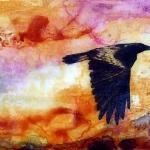 © Adele Woolsey - Crow Dreams