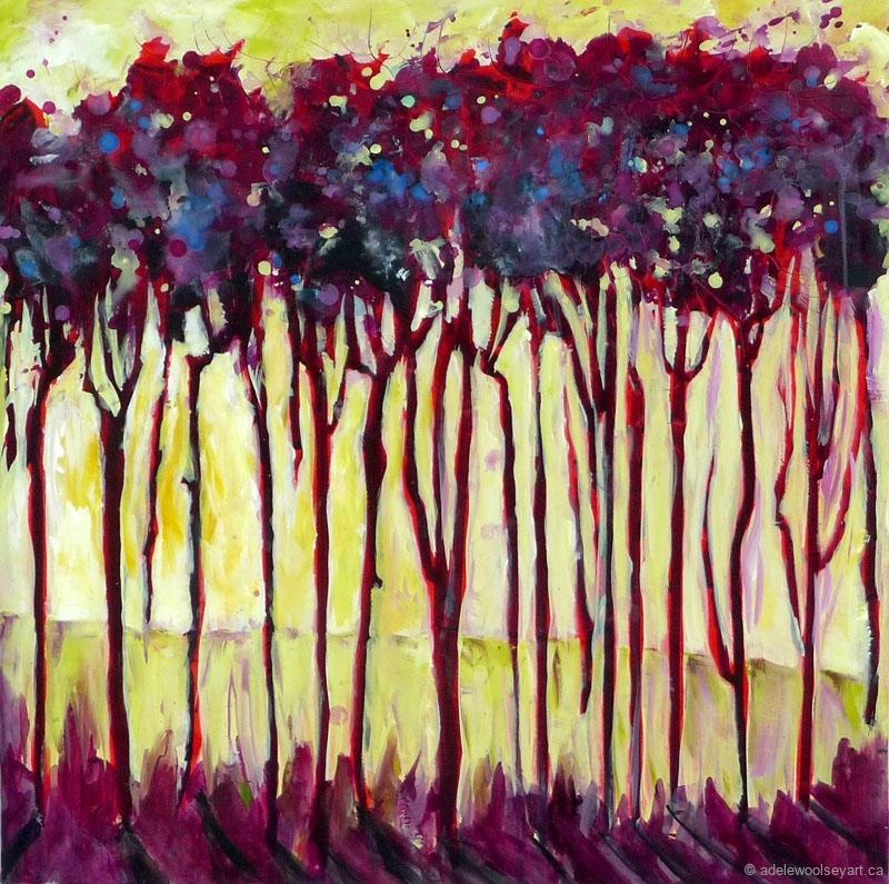 © Adele Woolsey - Drip-Trees