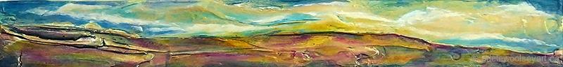© Adele Woolsey - Foothills Panorama