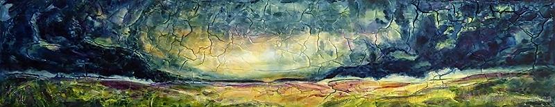 © Adele Woolsey - Prairie Storm