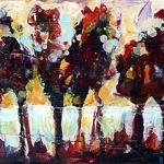 © Adele Woolsey - Tree Line Series 1