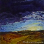 © Adele Woolsey - Chinook Wind