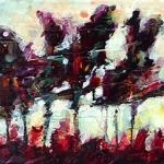 © Adele Woolsey - Tree Line Series 2